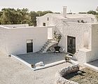Bed and Breakfast Masseria Dagilupi Ostuni Apulien Italien