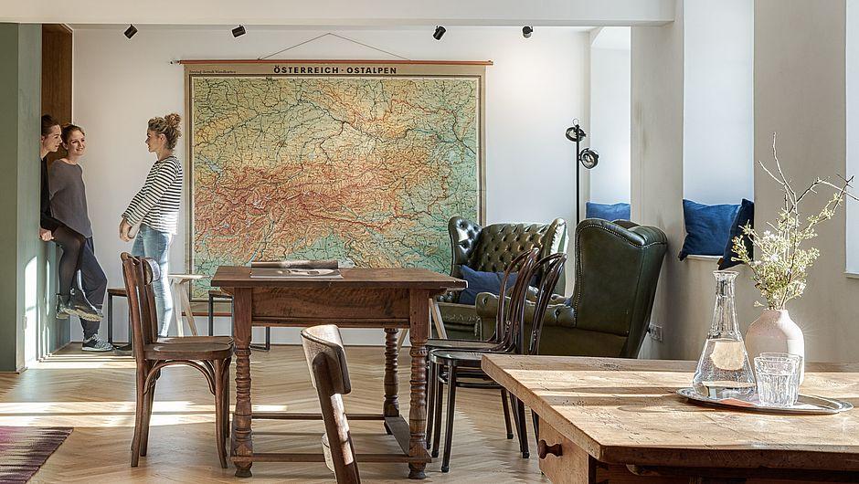 Hotel baren im bregenzerwald selected places for Design hotel obertauern