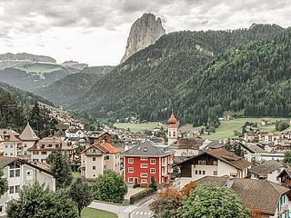 Bed and Breakfast Casa al Sole Groeden Val Gardena Dolomiten Italien
